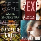 Homegrown Thrillers - Nicola Moriarty, Anna Snoekstra, Sarah Barrie & Wendy James