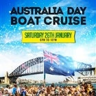 Australia Day Boat Cruise 2019