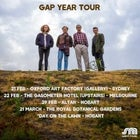 THE TINDERBOXERS (Gap Year Tour)