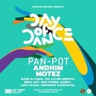 Day of Dance 2020 w/ Pan-Pot, Andhim, Motez, Made In Paris & More
