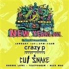 NYD feat. CRAZY P SOUNDSYSTEM & CUT SNAKE