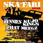 SKA-FARI 2012 feat. THE BENNIES, THE KUJO KING, PHAT MEEGZ (TAS), LOONEE TUNES & KINGS CUP