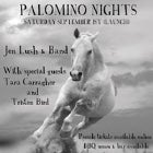 Palomino Nights (Launch) with Jen Lush, Tara Carragher and Tristen Bird
