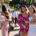 Pink Ladies Race Day
