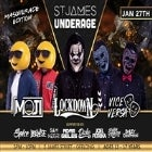St James Underage: Masquerade Edition