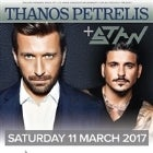 Thanos Petrelis & STAN LIVE - 10th March 2017