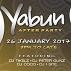 Yabun After Party
