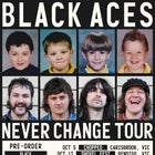 Black Aces (VIC) - 'Never Change' EP Tour @ Transit