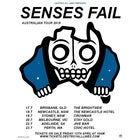 Senses Fail Australian Tour 2019