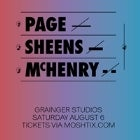 Page, Sheens, McHenry
