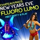 Chateau Vino's White Fluoro Lumo NYE Party Couples