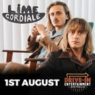 Lime Cordiale @ Drive-In Entertainment Australia