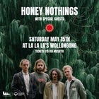 Honey Nothings w/ Horsin Around // False London