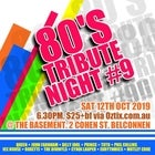 80's Tribute Night #9