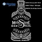 Moonshine Special for St Vincent de Paul Society
