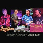 Sam  McNally Group with Special Guest, Peter Northcote