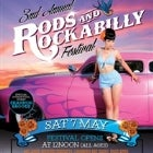 3rd Annual Rods and Rockabilly Festival (Hamilton Hotel)