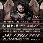 WRESTLE RAMPAGE: Simply The Best