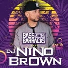 Bass at the Barracks feat. DJ Nino Brown