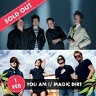 You Am I & Magic Dirt | supported by Maddy Jane - SOLD OUT