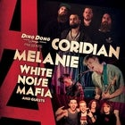 Ding Dong Lounge presents Coridian, Melanie & White Noise Mafia (at The Tuning Fork)
