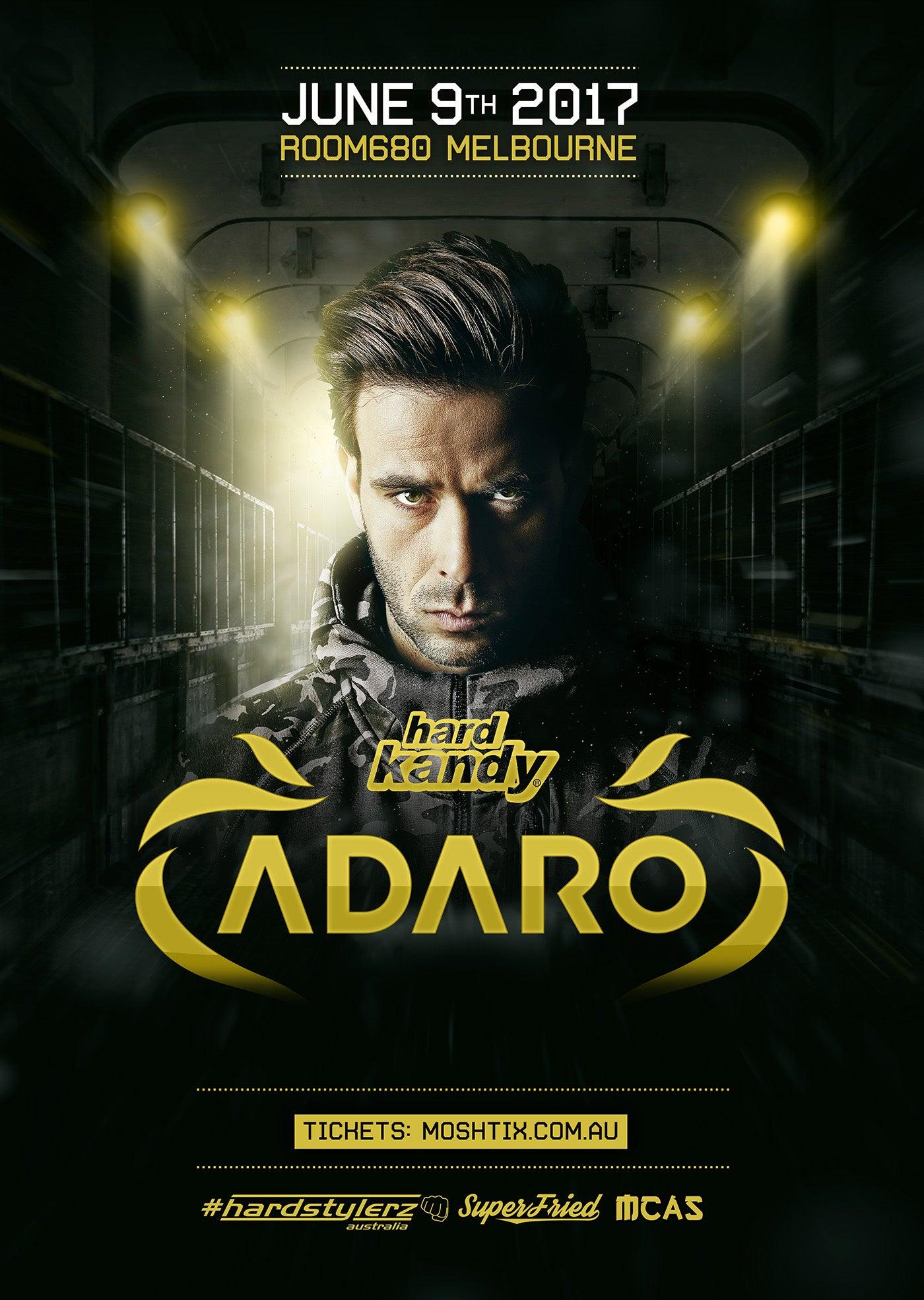 Adaro Tickets